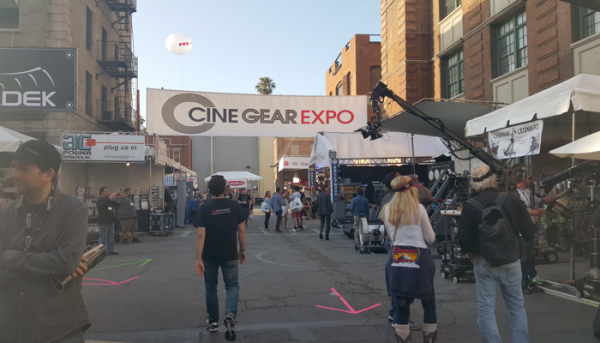 AutoDCP Helps Nike Commercial Win at Cine Gear Expo