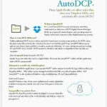 AutoDCP Sell Sheet